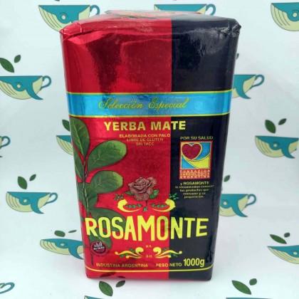 Йерба мате Rosamonte Seleccion Especial 1000 грамм