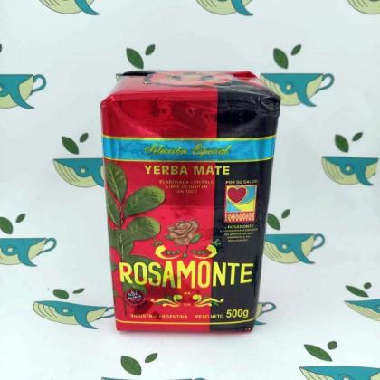 Йерба мате Rosamonte Seleccion Especial 500 грамм