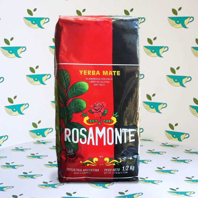Йерба мате Rosamonte 500 грамм
