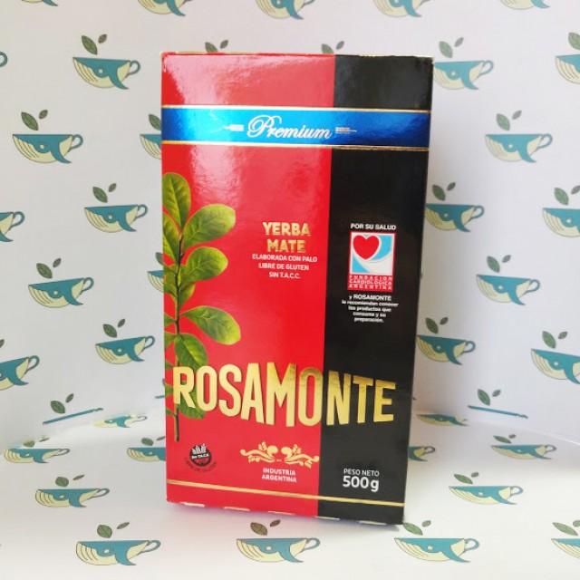Йерба мате Rosamonte Premium 500 грамм