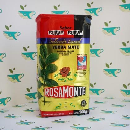 Йерба мате Rosamonte Seleccion Especial Suave 500 грамм