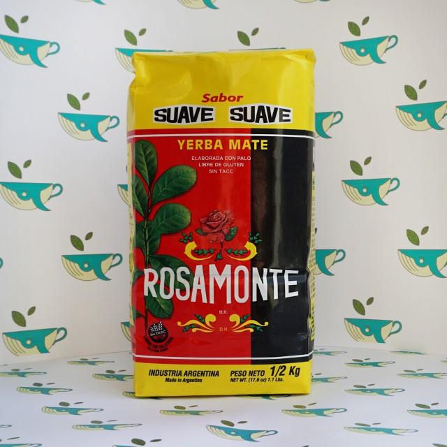 Йерба мате Rosamonte мягкий 500 грамм