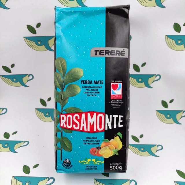 Йерба мате Rosamonte Terere, 500 грамм
