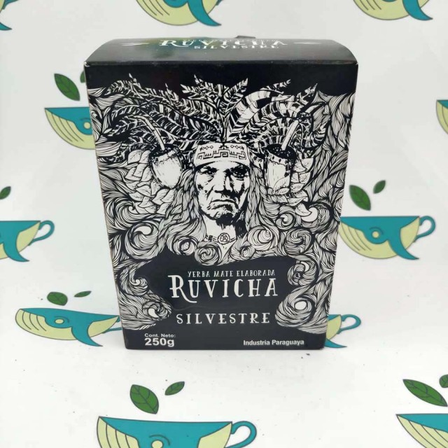 Йерба мате Ruvicha Silvestre, 250 грамм