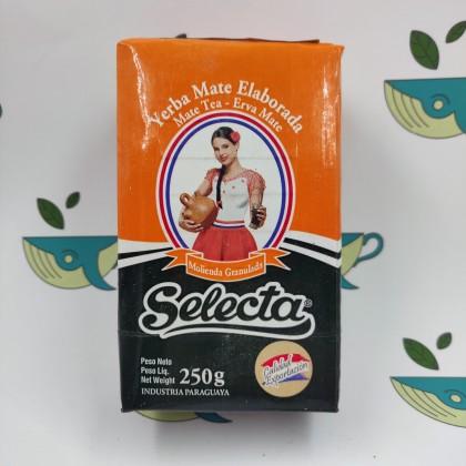 Йерба мате Selecta Molienda Granulada 250 грамм