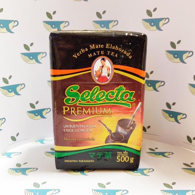 Йерба мате Selecta Premium 500 грамм