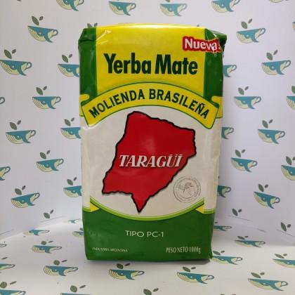 Йерба мате Taragui Brasilena 1000 грамм