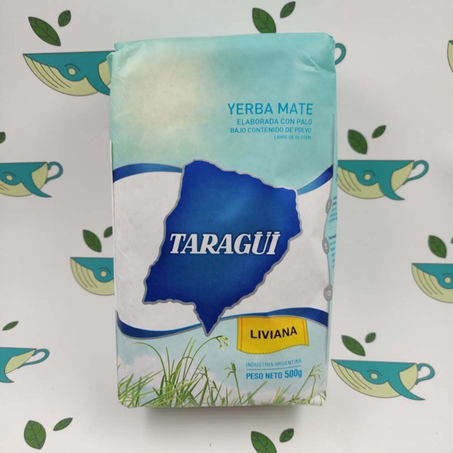 Йерба мате Taragui Liviana 500 грамм