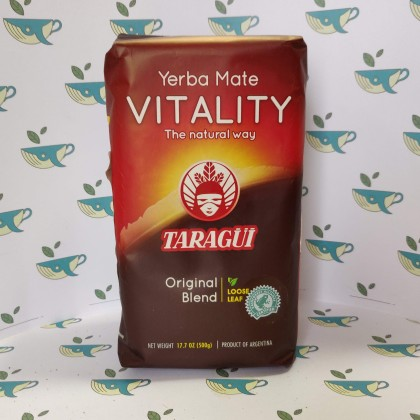 Йерба мате Taragui Vitality 500 грамм