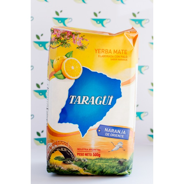 Йерба мате Taragui Апельсин 500 грамм