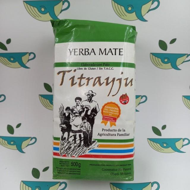 Йерба мате Titrayju, 500 грамм
