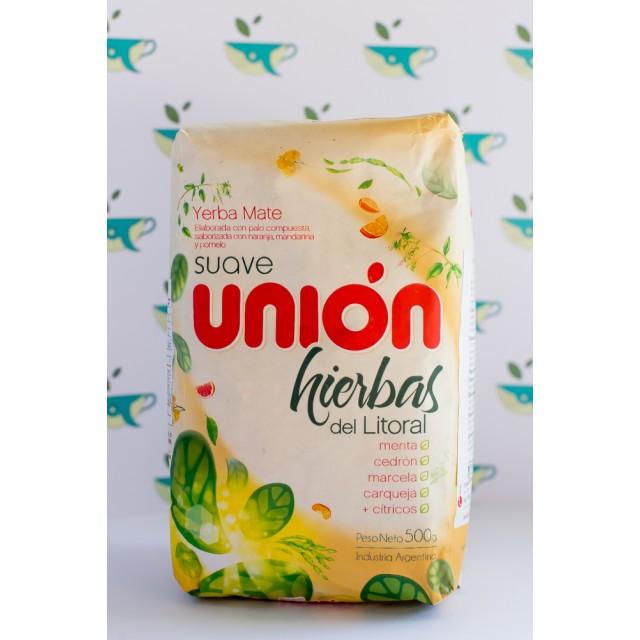 Йерба мате Union hierbas del Litoral 500 грамм