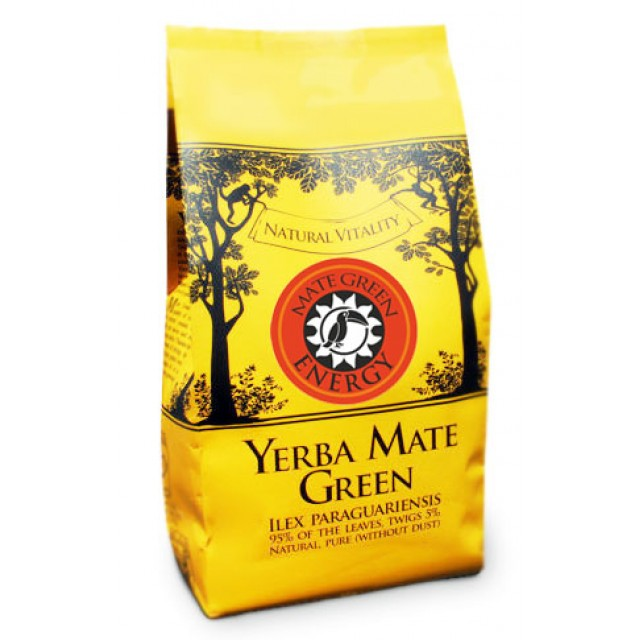 Йерба мате Mate Green Pomelo 400 грамм