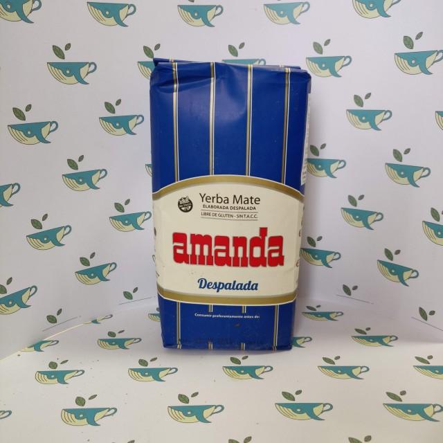 Йерба мате Amanda Despalada 500 грамм