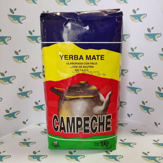 Йерба мате Campeche 1000 грамм