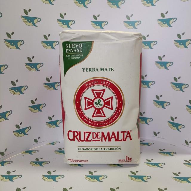 Йерба мате Cruz De Malta 1000 грамм