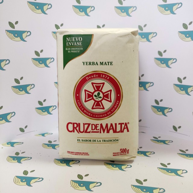 Йерба мате Cruz De Malta 500 грамм