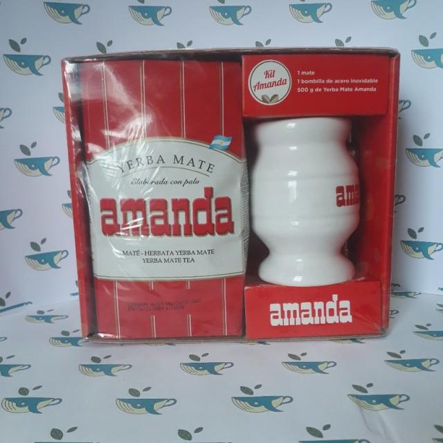 Подарочный набор Amanda