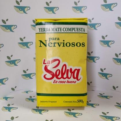 Йерба мате La Selva Nerviosos 500 грамм