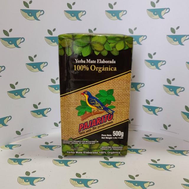 Йерба мате Pajarito Organica 500 грамм