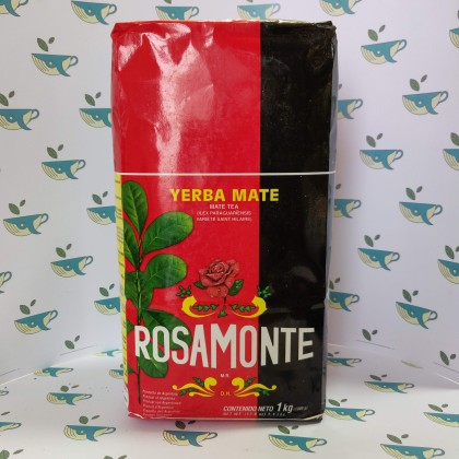 Йерба мате Rosamonte 1000 грамм