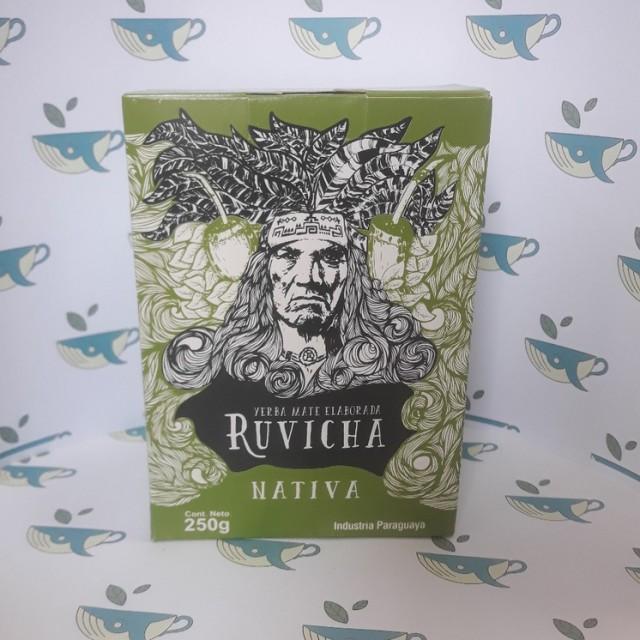 Йерба мате Ruvicha Nativa, 250 грамм