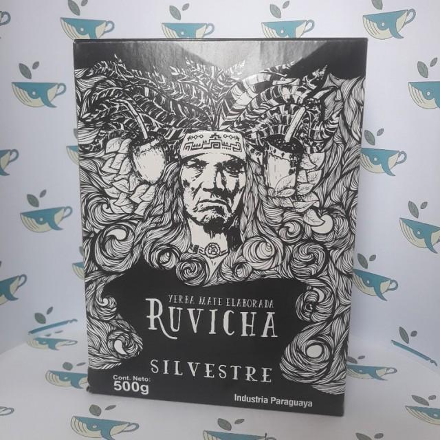 Йерба мате Ruvicha Silvestre, 500 грамм